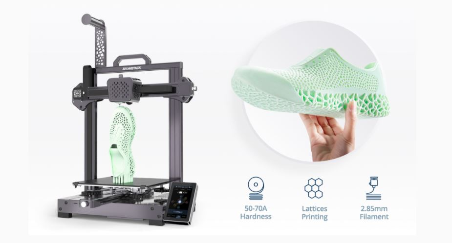 Cool Crowdfunding: 3D Printing Shoes, Cake Icing, and Detecting Print Failures