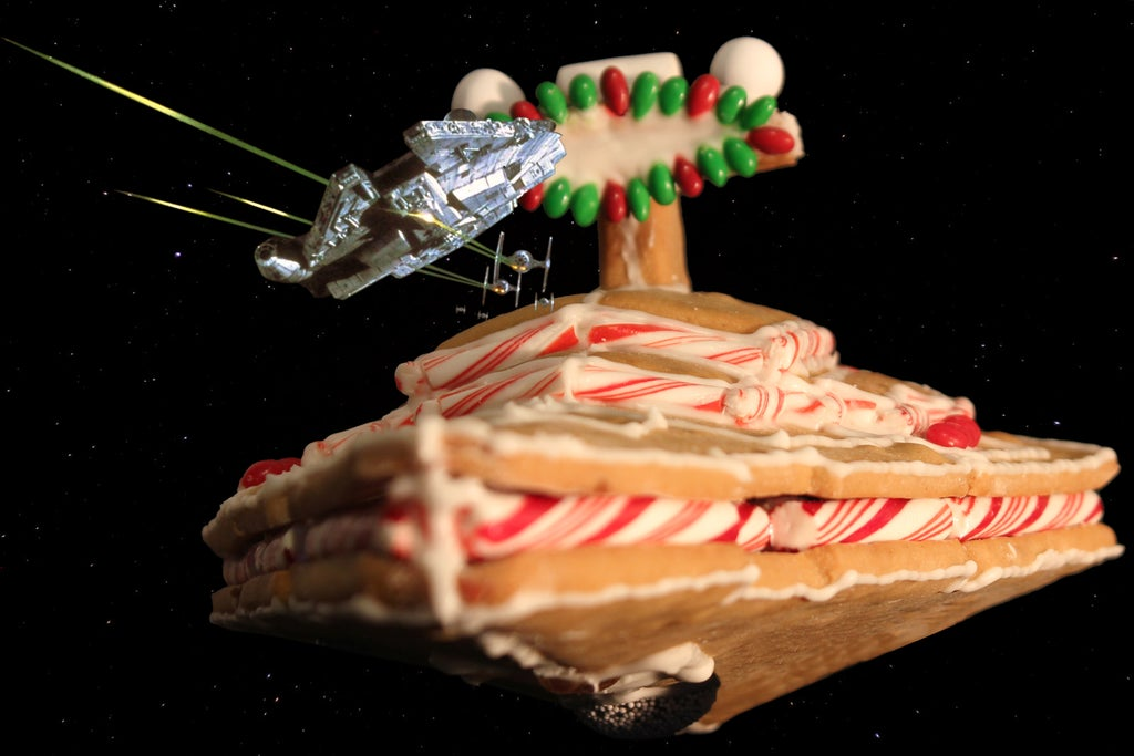 Bring The Force To Your Holiday Celebrations With These Star Wars Crafts