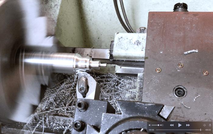 CNC Lathe Conversion