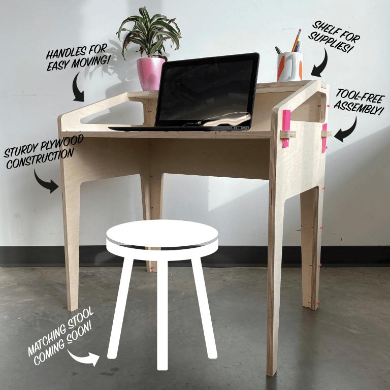 Makers Unite Desk
