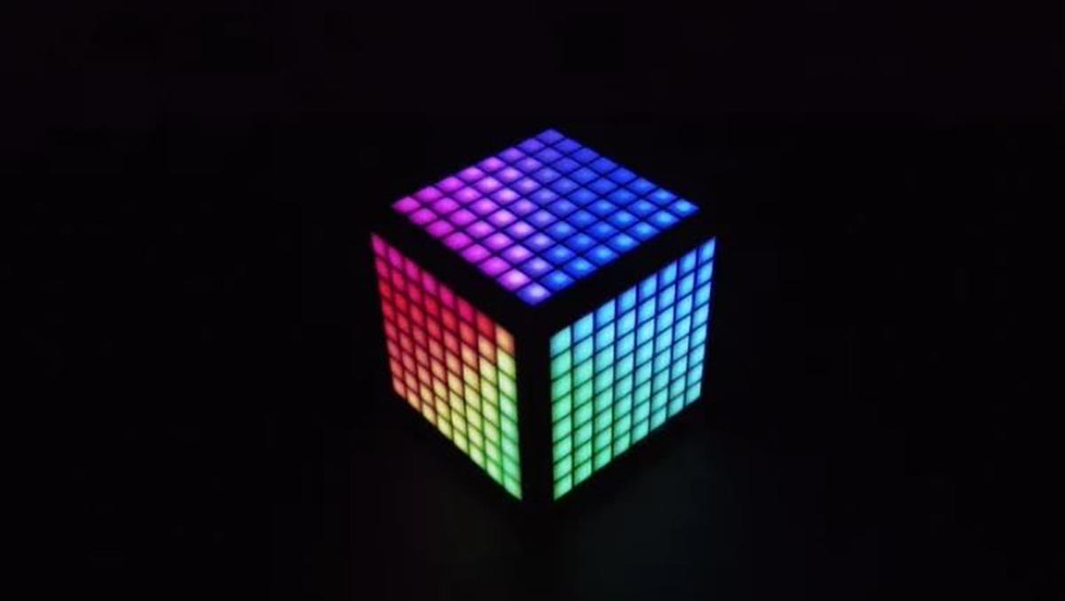 Cool Crowdfunding: Scrappy Circuits, Smart Diode Lasers, and LED Cubes