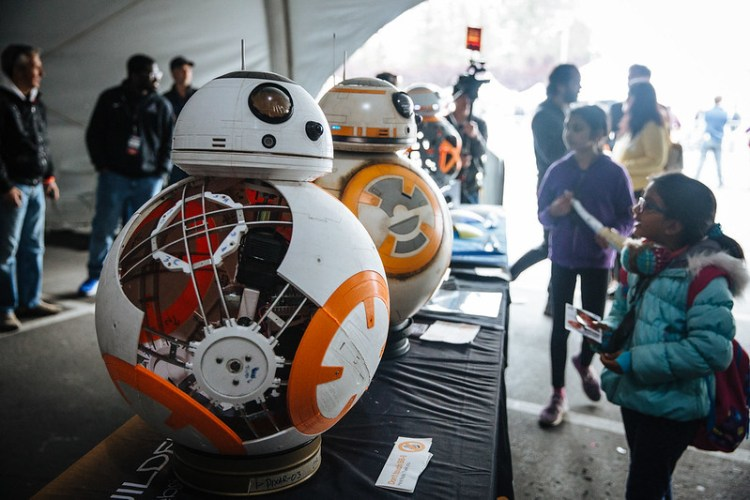 May The 4th Might Be Over, But Your Star Wars Project Could Still Win Big