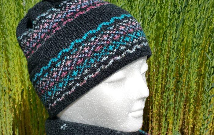Machine Knit a Hat Using AYAB