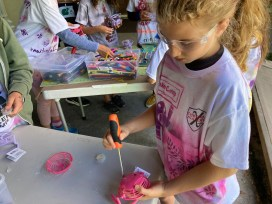 """History-making"" Maker Camp in San Anselmo"