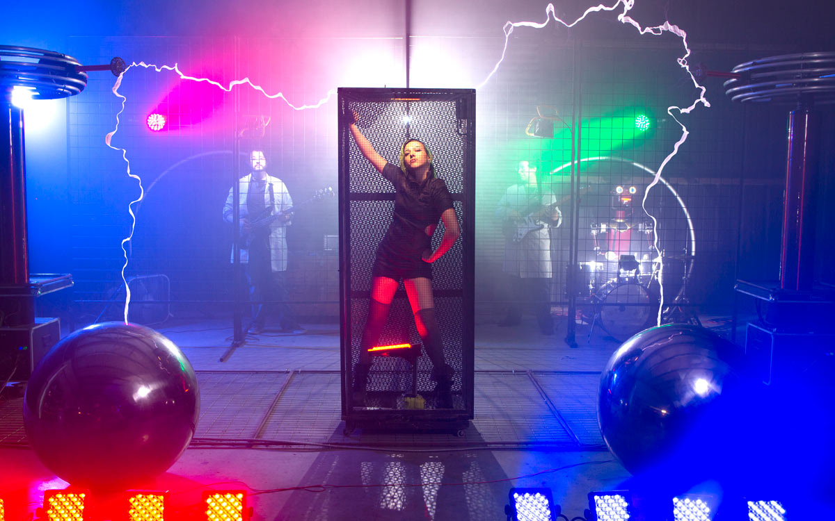 Struck Twice: How Musical Group ArcAttack Went From Live Shows to DIY Tesla Coil Kits