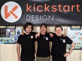 Maker Business Spotlight: Kickstart Design LLC