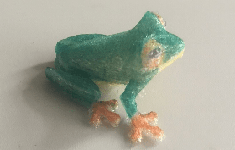 Hacking 3D Printers To Add Full Color Capabilities