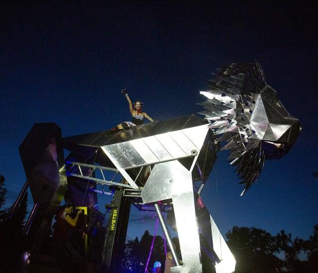 Maker Faire Prague Goes Big Again in 2021