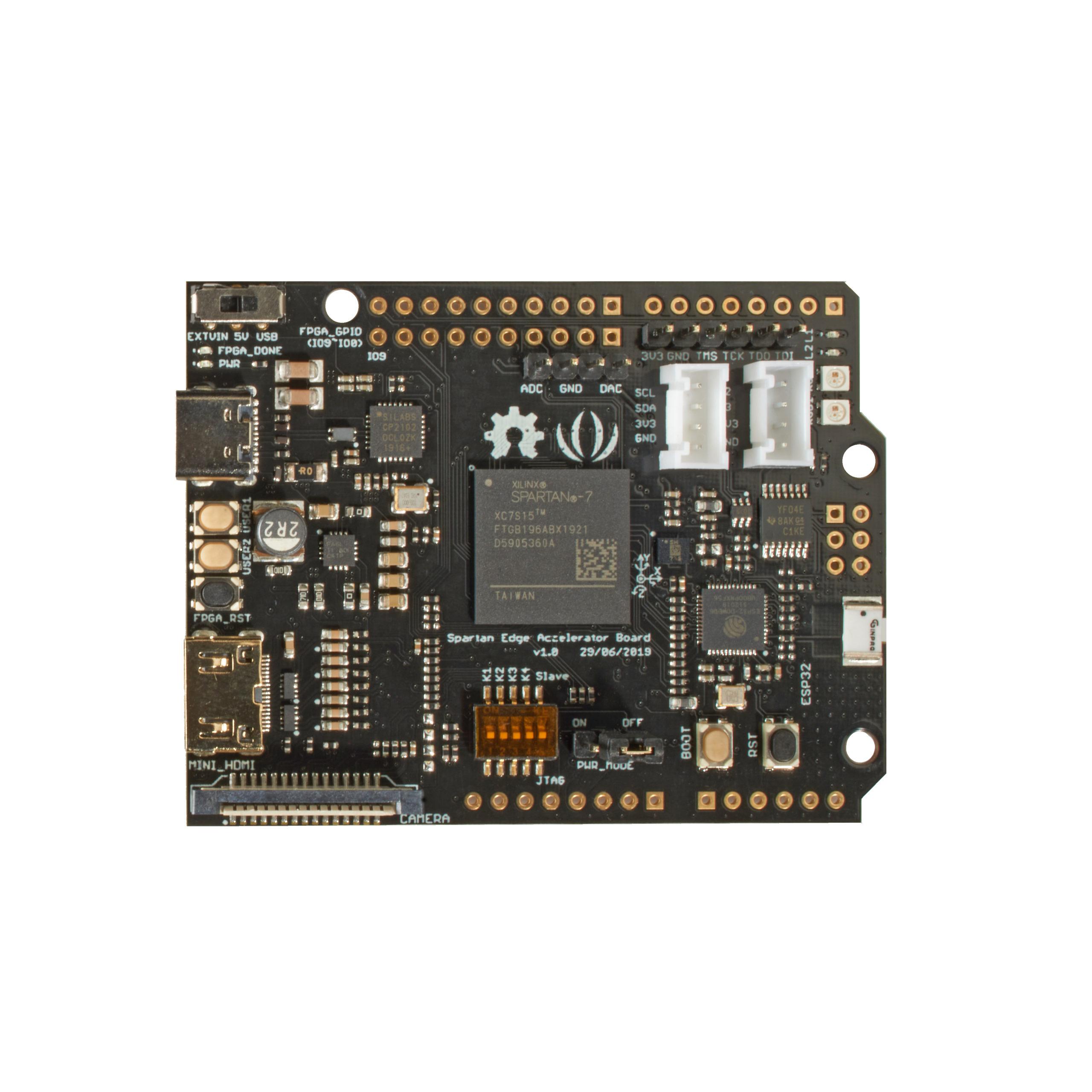 Seeed Studio Spartan Edge Accelerator FPGA Board