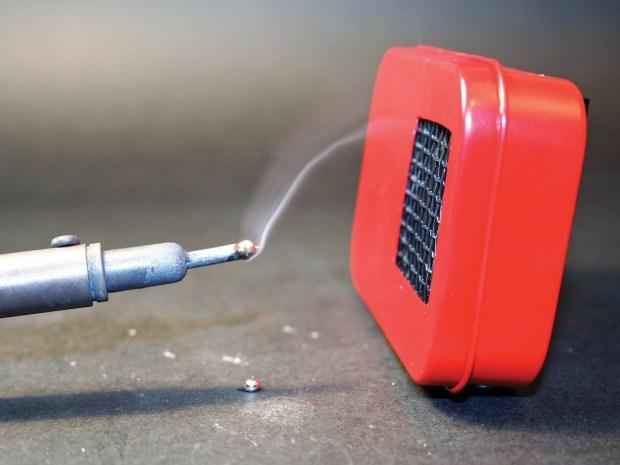 Mini Fume Extractor