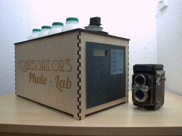 Monkeysailor's Photo Lab