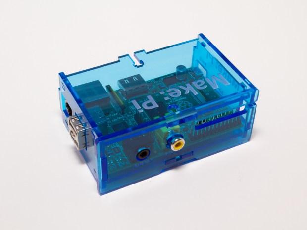 Raspberry Pi Enclosure v2 Assembly
