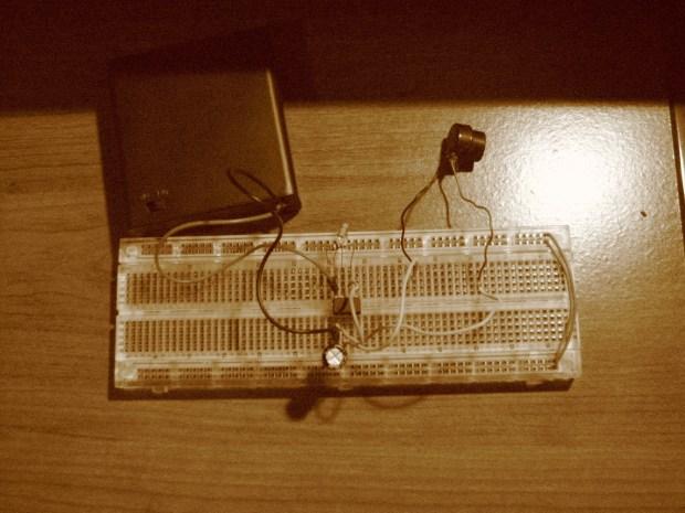 Annoying TV Sound Circuit