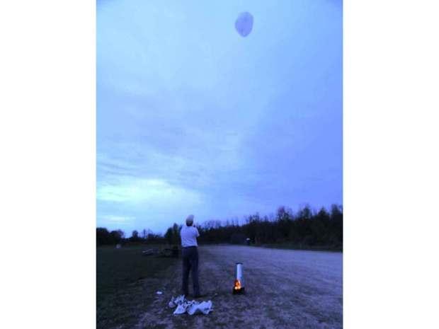 $4 Hot Air Balloon