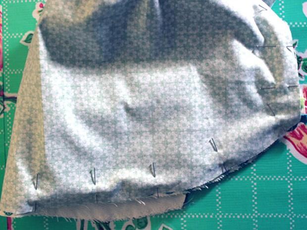 Bonnet from Vintage Linens