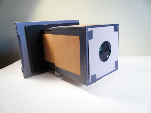 Deluxe Scanner Camera