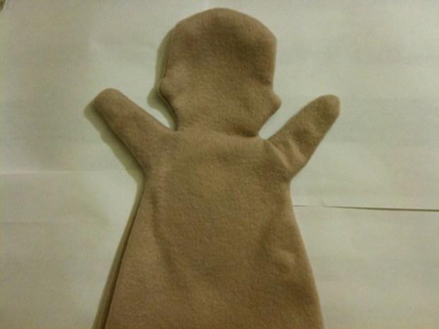 Speaking Hand Puppet