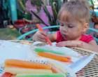 Ice Cube Crayons