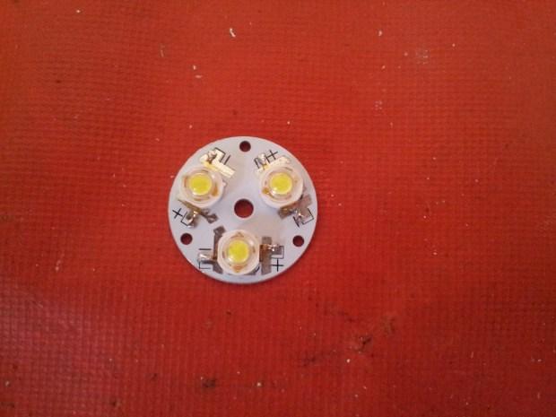 Super-Bright MR16 LED Kit