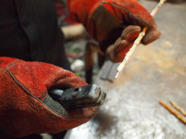 DIY Welding Rod