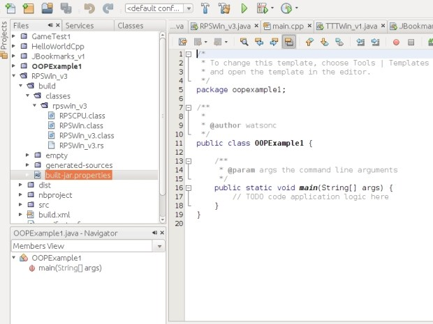 Beginning Object-Oriented Programming: Make a Simple Game With Java