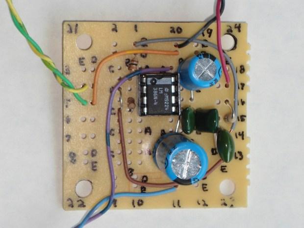 MonoBox Powered Speaker