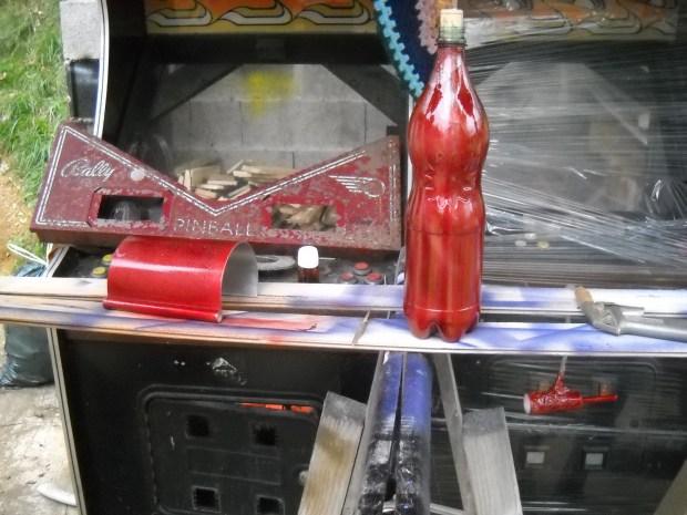 Toy Airsoft Sub-Machine Gun