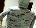 Frankenstein! A Papier-Mâché Project