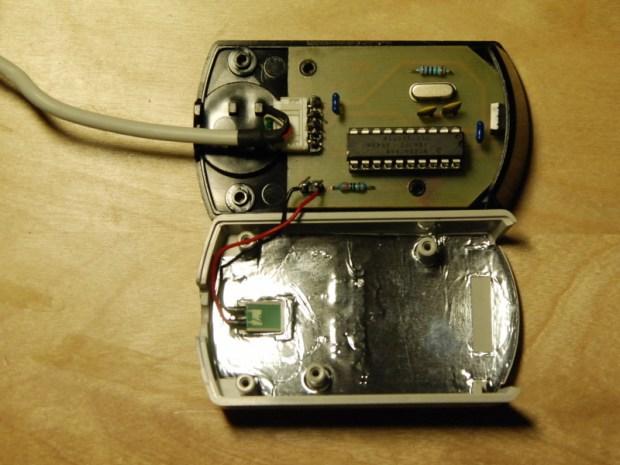 USB-IR-Boy, Linux Remote Receiver
