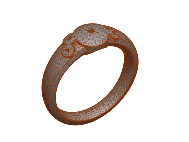 Direct Digital Wedding Rings