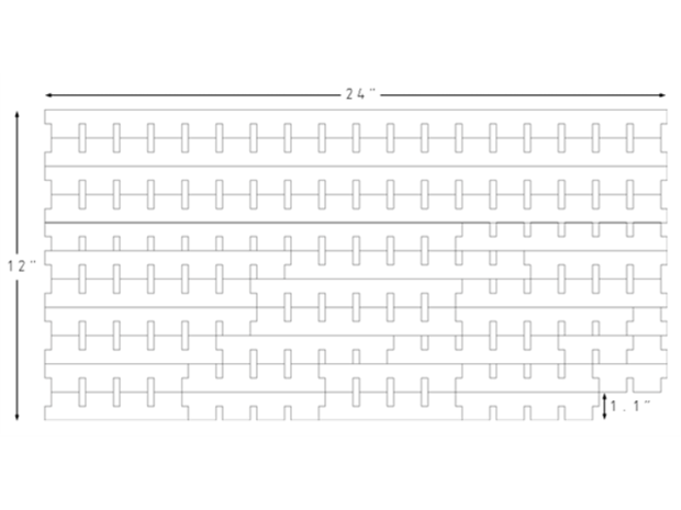 Periodic Table Cabinet