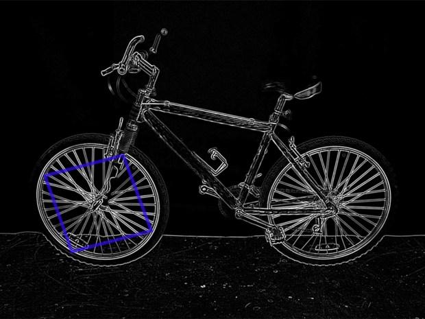 EZ-EL Wire Bicycle