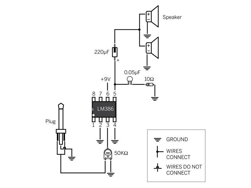 perf board perforated circuit board
