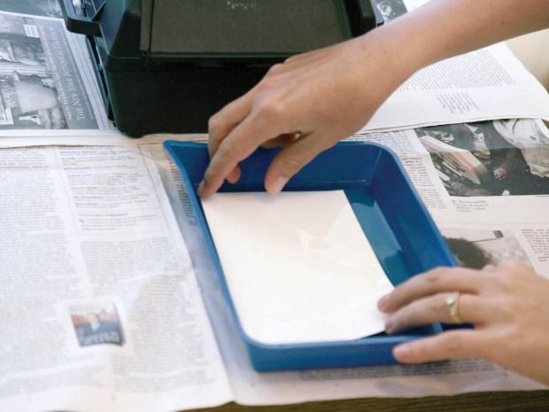 Polaroid Transfer-mations