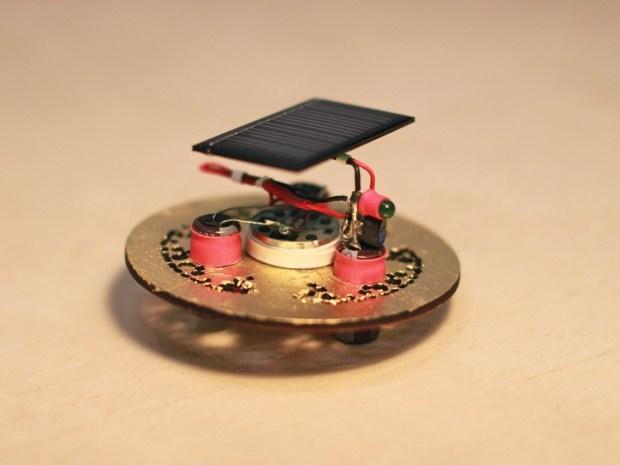 BEAM Solar Chariots
