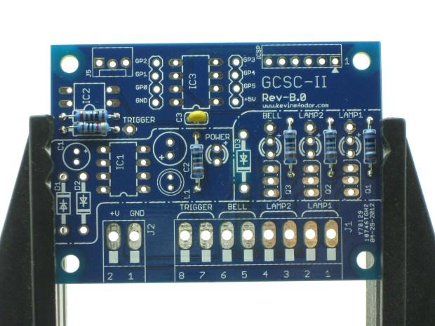 Railroad Grade Crossing Signal Controller