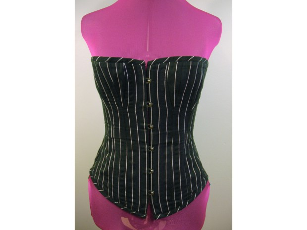 Crafting a Corset