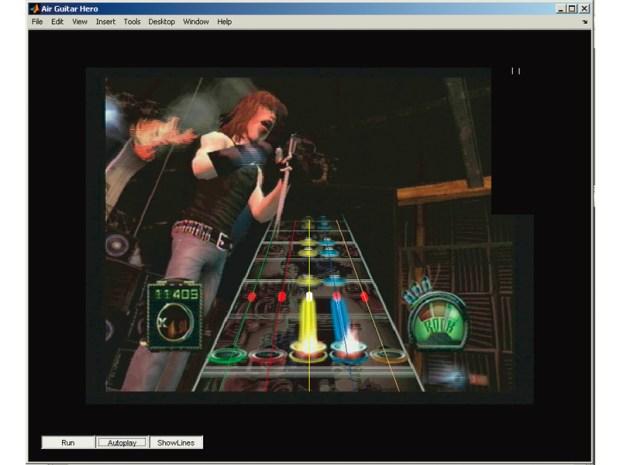 Air Guitar Hero