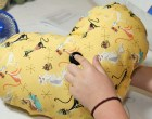 Vibrating Pillow
