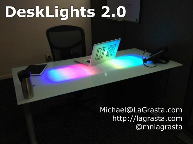 DeskLights 2.0