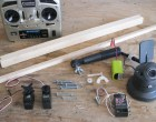 Pole-Mounted Aerial Photography Rig