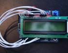 Using the MakerShield – LCD Display