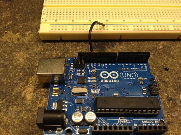 Arduino-Controlled Night Light