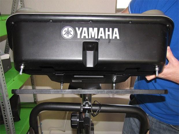 Stationary Drumcycle