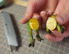 Animal Figurine Jewelry Rack