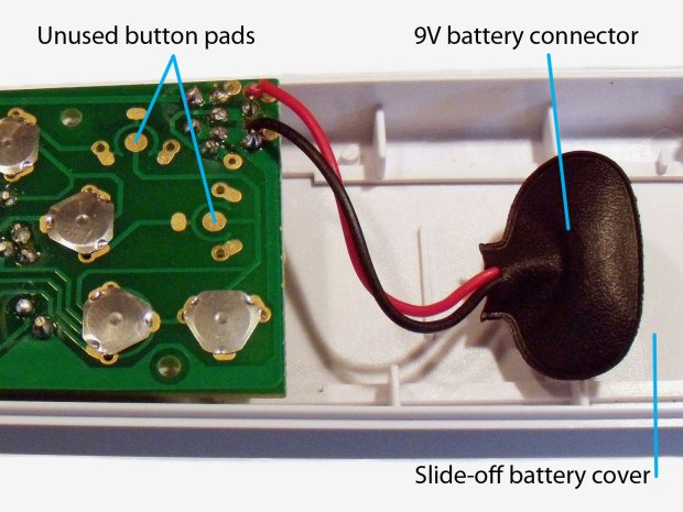 Hacking R/C Power Outlets