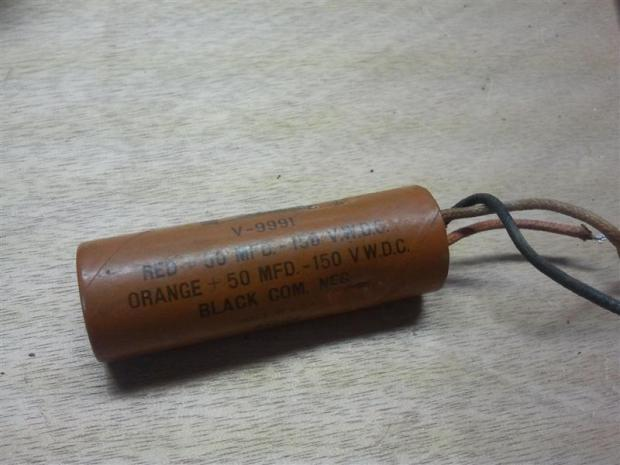 Capacitor Rebuilding for Fun or Profit