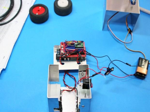 My Robot, Makey