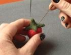 Felted Fruit