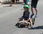 Soapbox Racer Out of Found Material